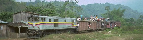 WANTED: Railroads from Belgian Congo